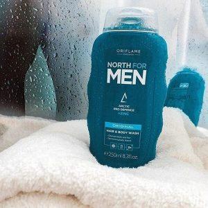شامپو مو و بدن مردانه نورث فورمن ریشارژ