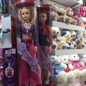 عروسک قدم زن مدل کوبی می 100 cm