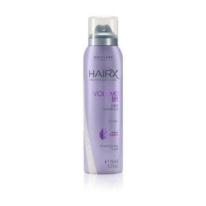 شامپو خشک حجم دهنده Hairx advanced care