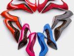 انواع مختلف کفش زنانه