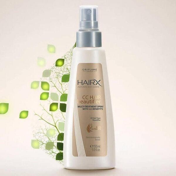 کرم سی سی مو زیباکننده هیریکس Hairx CC Hair Beautifier