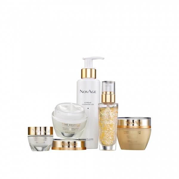 ست محصولات تایم ریستور نوایج NovAge Time Restore Supreme