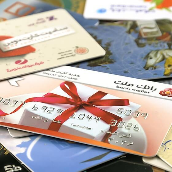 نحوه ضدعفونی کردن کارت بانکی